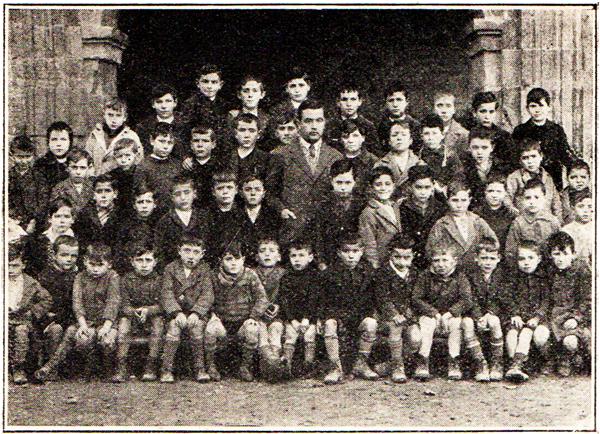 Escuela de Labastida 1932