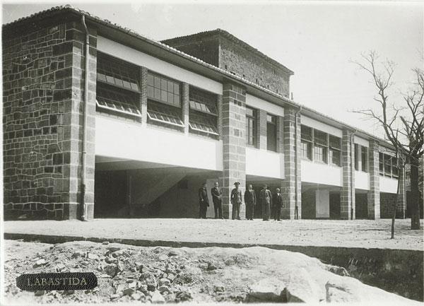 escuela de Labastida